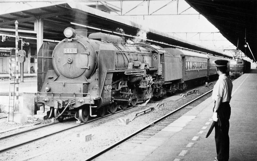 519 02m - The Tokyo to Osaka Line: A history #1